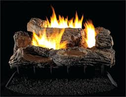 log sets for gas fireplaces superior pro series sided vent free gas log set with burner