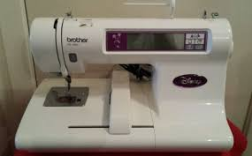 Brother Pe 180d Disney Embroidery Sewing Machine