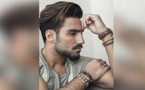 قصات شعر للوجه العريض Rajil