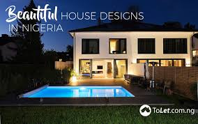 Small Picture Beautiful House Designs in Nigeria ToLet Insider