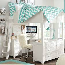 Beadboard Loft Bed I love this loft bed and the thing I love the