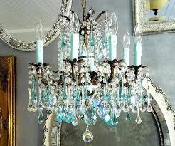 blue crystal chandelier royal blue crystal chandelier earrings