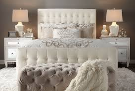 Small Picture Sparkling bedroom ideas for women with white platform bed and