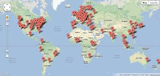 google offices world. Google Office Around The World. World Offices E