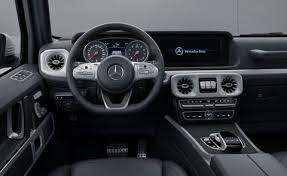 G wagon the best luxury suv in the world. 2019 Mercedes G Class Interior Revealed News Car And Driver
