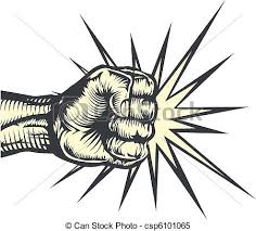 Image result for solid fist punch animation