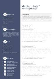 Marketing Manager Resume Sample Doc Sevte