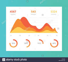 Vector Info Graphic Illustration Information Graphic Chart