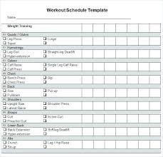 Related Post Training Schedule Calendar Template Running Plan Excel