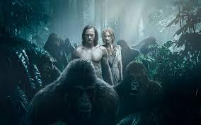 The Legend of Tarzan (2016) • Visual Parables