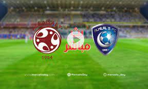 بث مباشر   مشاهدة مباراة الهلال والفيصلي في الدوري السعودي - ميركاتو داي
