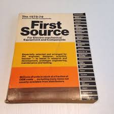 American Design Components American Design Components First Source 1978 1979 Vintage