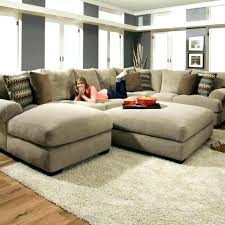 wide sectional couch wide sectional extra deep
