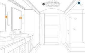 little inch under cabinet lighting. lighting planner bathroom little inch under cabinet t