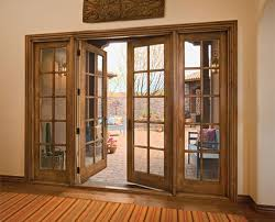 exterior wood french doors and beauty and charm to any home