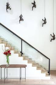 staircase walls decorating ideas unique additions to the stairwell creative staircase  wall decorating ideas