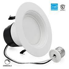 dimmable led recessed lighting dimmable retrofit led surface and recessed light torchstar led can light trim