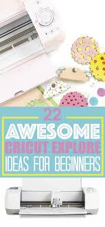 beginner cricut explore ideas1