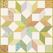 207 best One Block Quilts images on Pinterest | Charity, Colors ... & scrappy-carpenters-wheel, one block is whole quilt(7 inch diamonds) Adamdwight.com