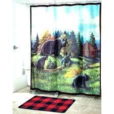 lake house shower curtains lake cottage shower curtain tea cabin curtains house pics sets h cabin lake house shower curtains