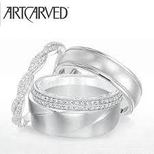 artcarved wedding bands. bellman\u0027s designer wedding bands | lashbrook, art carved - bellman jewelers artcarved