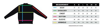 Nickelodeon Size Chart Ren Stimpy Retro Nickelodeon Fanimation Jacket
