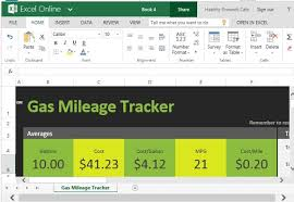 track sales online free gas mileage tracker for excel online