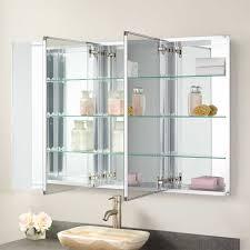 Recessed Bathroom Medicine Cabinets 48 Furview Recessed Mount Medicine Cabinet Bathroom