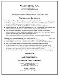 Resume Templates Nurse Extraordinary Rn New Grad Resume Simple Resume Examples For Jobs