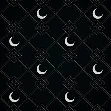 Moon Pattern New Seamless Moon Pattern By VikingHans On DeviantArt
