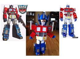 picture of optimus prime g1 costume