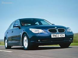 BMW 5 series V (E60/E61) 525d 2.5d AT specifications and technical ...