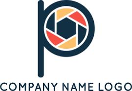 Gun Company Logos Letter P With Gun Logo Template By Logodesign Net