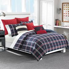 33 excellent inspiration ideas college duvet covers contemporary traditional teenage bedroom design with reversible guys cotton nautica clearbrook plaid