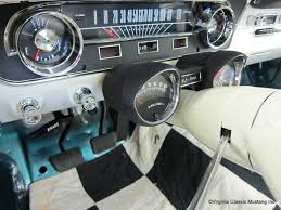 virginia classic mustang blog just the details 1965 mustang the rally pac was an option on the mustangs even the six cylinder cars virginiaclassicmustang com