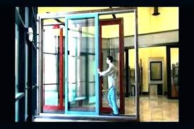 exterior glass doors folding interior french doors patio for decoration glass exterior cost lovely folding french