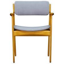 erik buch armchair danish design vinatge teak set of four