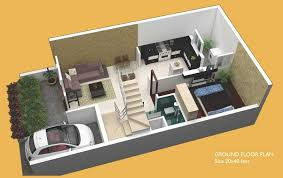 house plan for 20 feet by 45 feet plot luxury house plan for 20 feet by