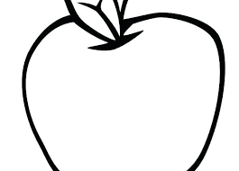Coloring Apple Coloring Pages To Print Apples Page Color Free