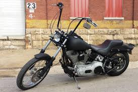 Harley-Davidson Softail Photos. 2001 Softail, Bobber, Chopper, Ape Hangers,  Black, US $9,000.00, ...