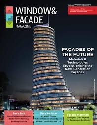 Window Facade Magazine November December 2018 Issue By F