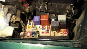how to locate fuse boxes places in toyota corolla youtube 1999 toyota corolla fuse box diagram at 1999 Toyota Corolla Fuse Box