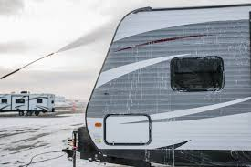 washing the dirt and road grime off of your rv is a lot diffe than taking your car through a car wash try pulling your class a or any other motor home