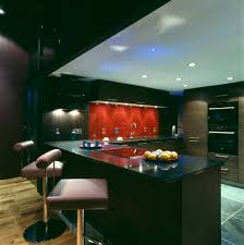 bachelor pad kitchen design by qmc design www.q-mc.co.uk