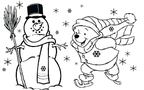 Christmas Coloring Sheets For Toddlers With Free Pages Preschoolers