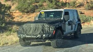 2018 jeep wrangler release. contemporary release 2018 jeep wrangler development has progressed to moab field testing on jeep wrangler release