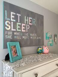 17 gentle ideas for diy nursery decor