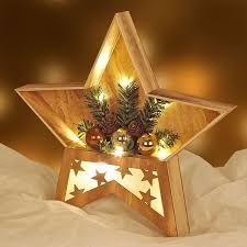 Weihnachtsdeko Mit Beleuchtung