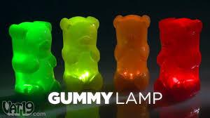Light Gummy Bears Gummylamp Gummy Bear Nightlight