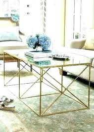 rose gold coffee table australia finish glass and side